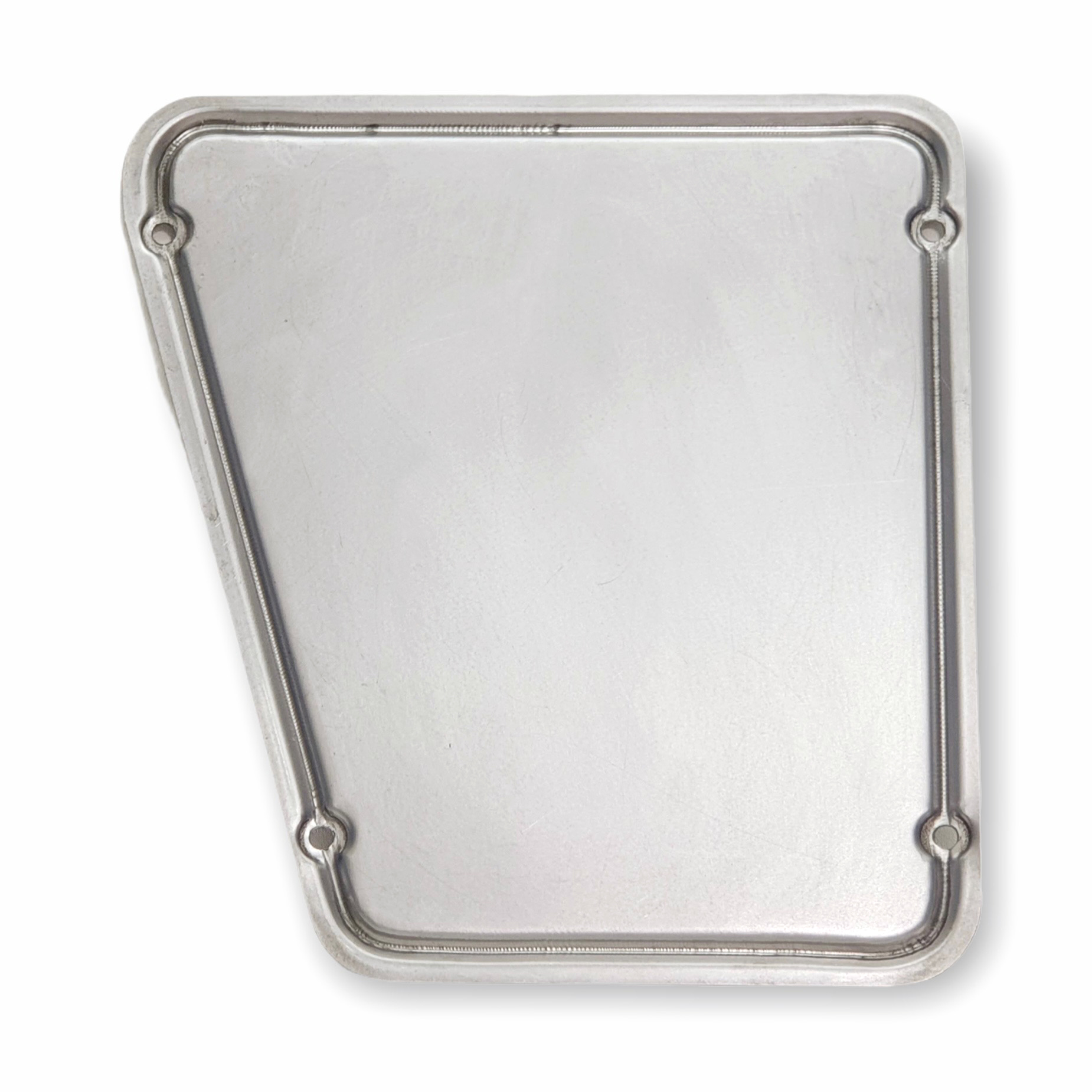 Steering box access cover panel 356- 356BT5 (LHD)